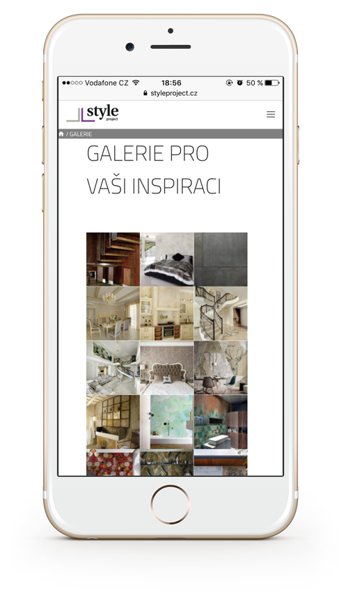 Galerie Style Project